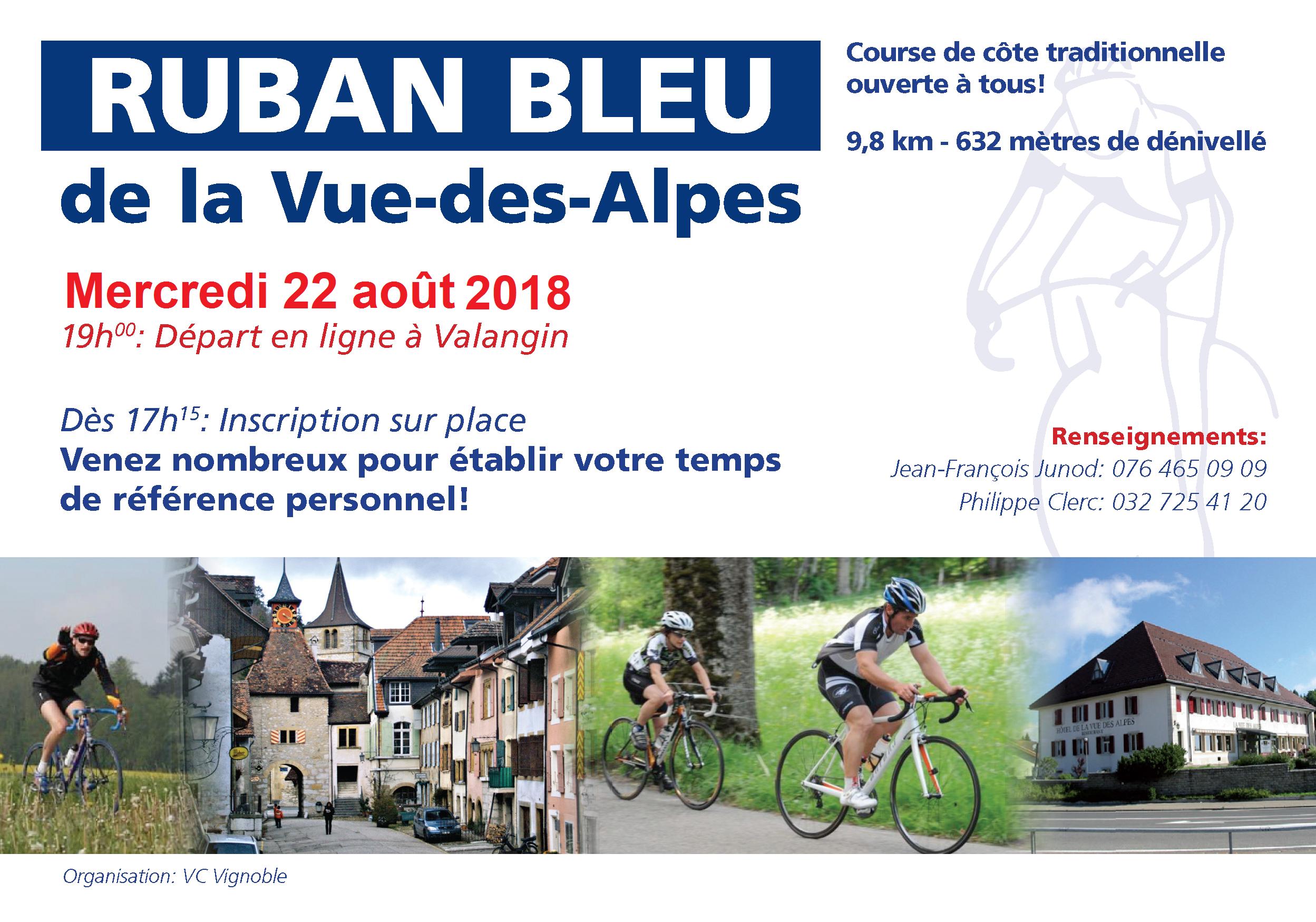 Logo Ruban Bleu 2018