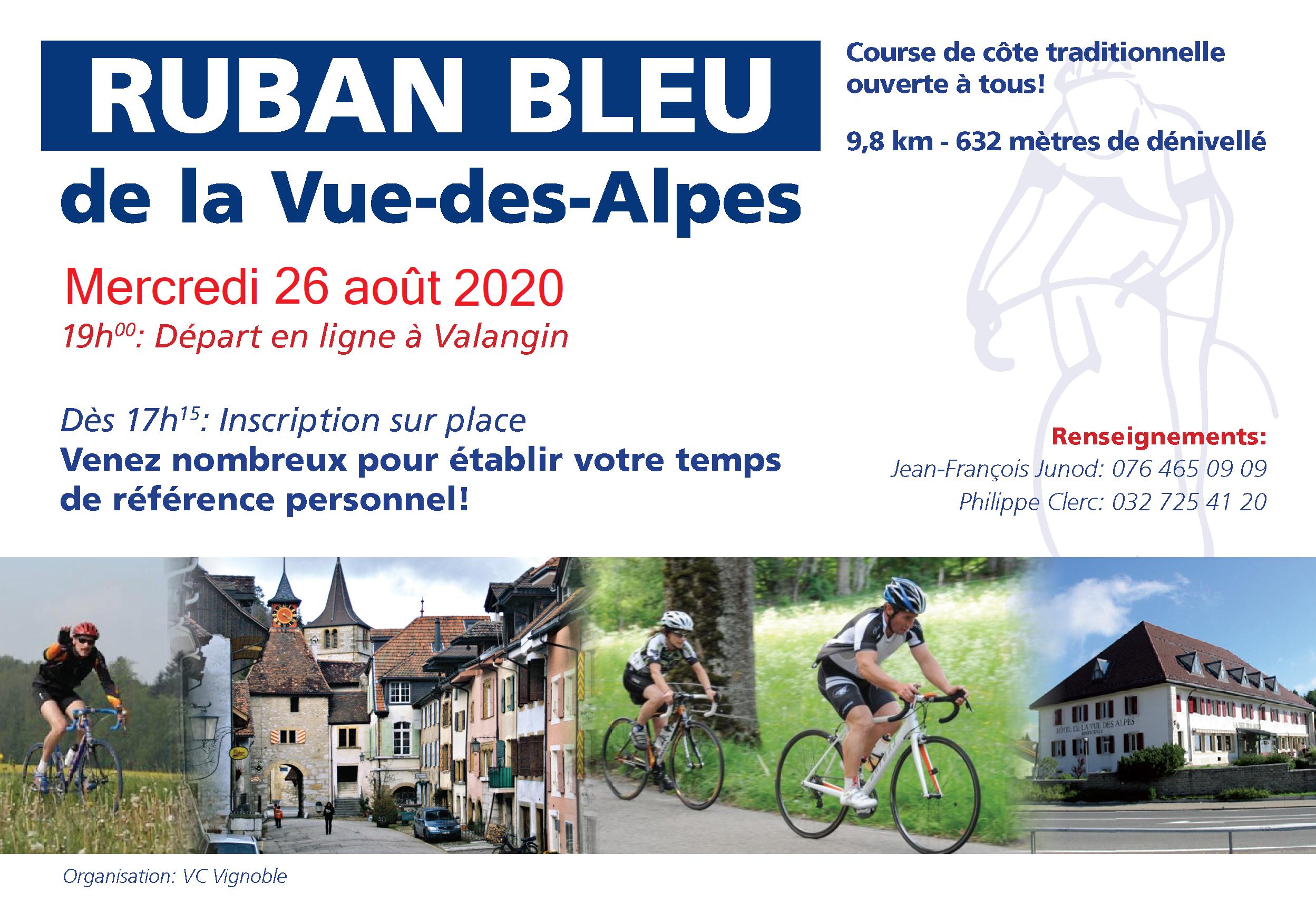Logo Ruban Bleu 2020
